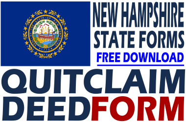 New hampshire quit claim deed free quit claim deed form new hampshire quit claim deed form solutioingenieria Images