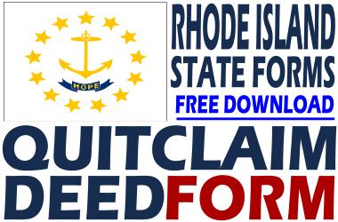 Rhode island quit claim deed free quit claim deed form rhode island quit claim deed form solutioingenieria Images